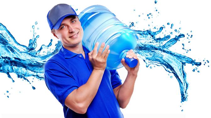 Доставка воды от Чистая Вода